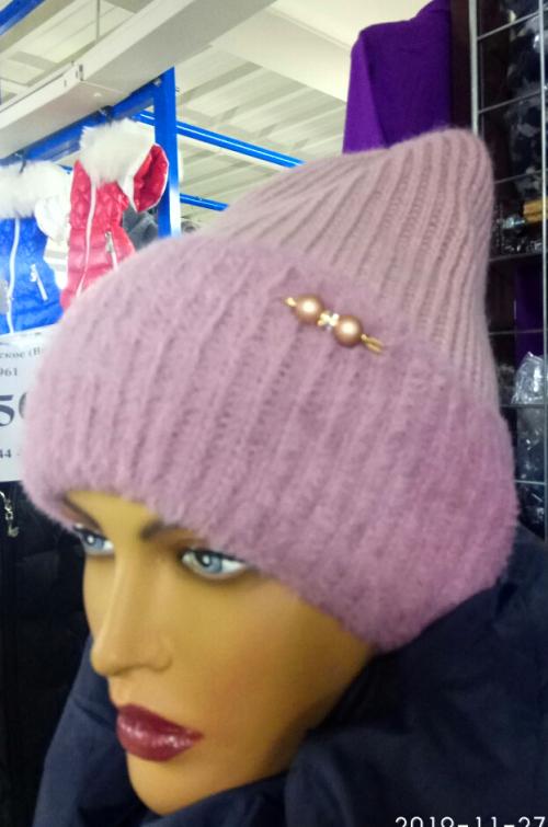 128 шапка женская