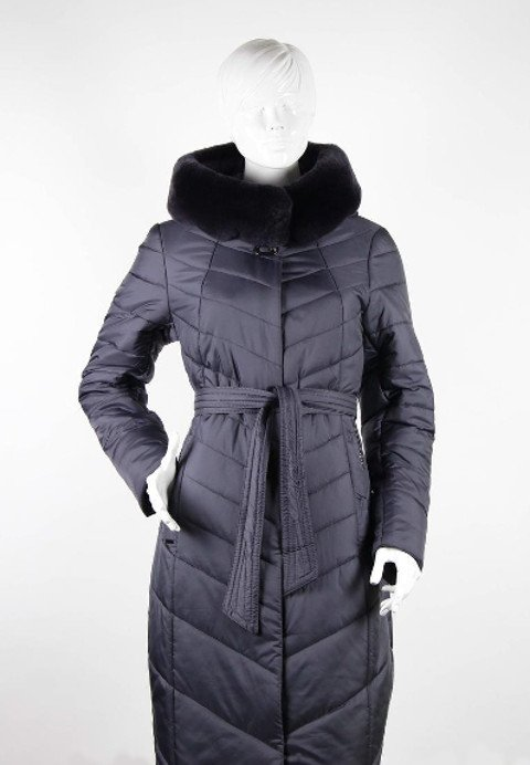 1858 пальто женское Klasika Moda