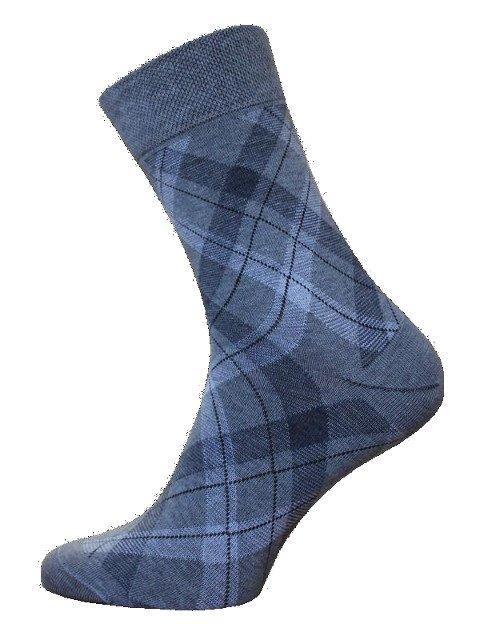 15С2125 (043) ромбы носки мужские Брестские