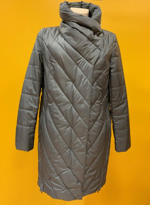 19-8807 пальто женское Cattail willow