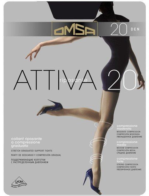 Attiva 20 колготки Omsa (Омса)