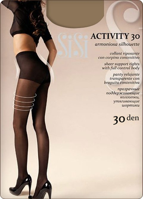 Activiti 30 колготки Sisi (Сиси)