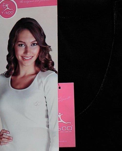 0343 футболка женская T.Sod(Т.Сод)