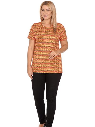 0386 футболка женская T.Sod(Т.Сод)