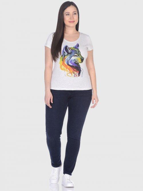 3374 футболка женская T.Sod(Т.Сод)
