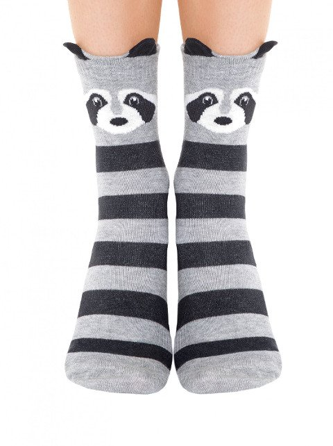 17С-183 носки женские мордочки