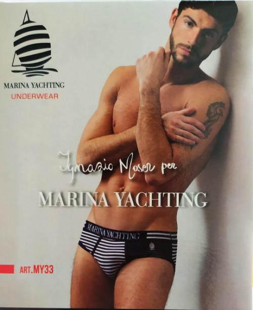 33MY трусы мужские Marina Yachting