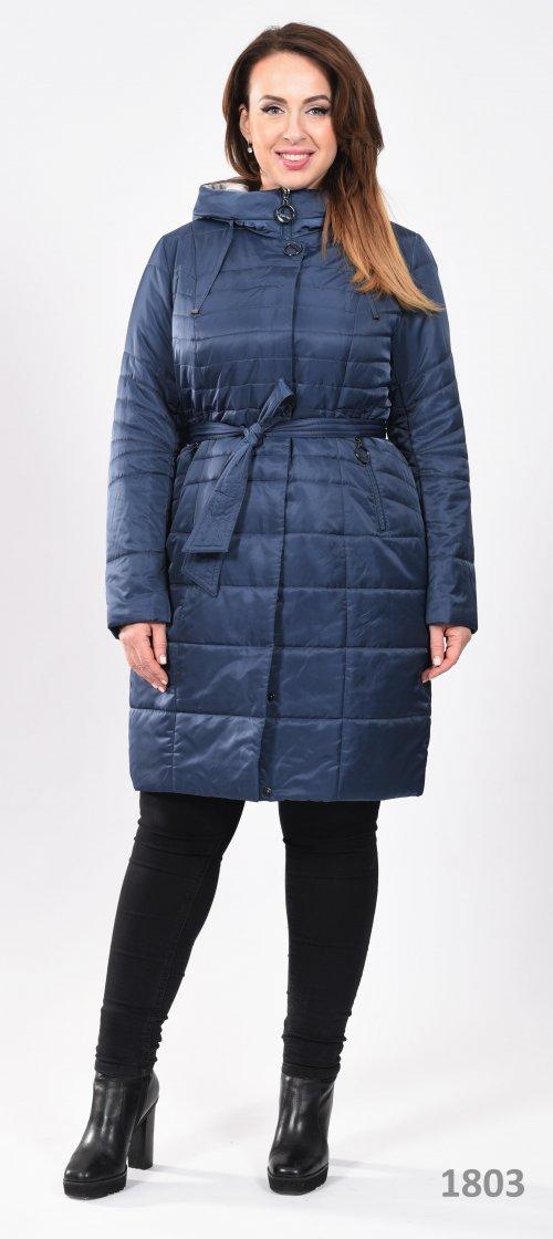 1803-5 пальто женское Klasika Moda