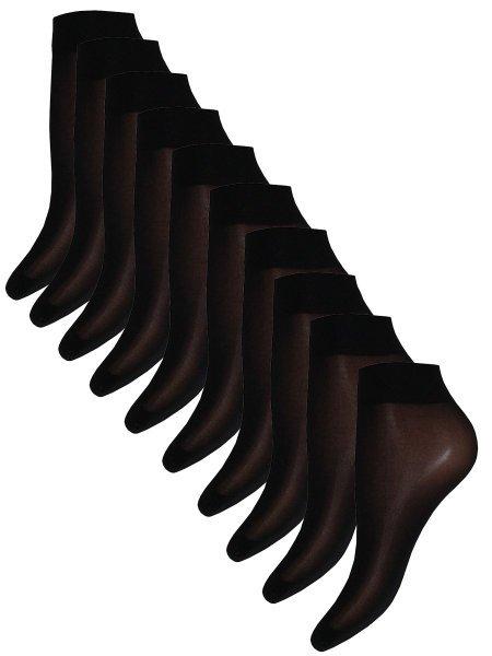 111-К носки женские 20ден( 10пар )Нарис