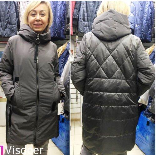 230 пальто женское Visdeer (Висдер)